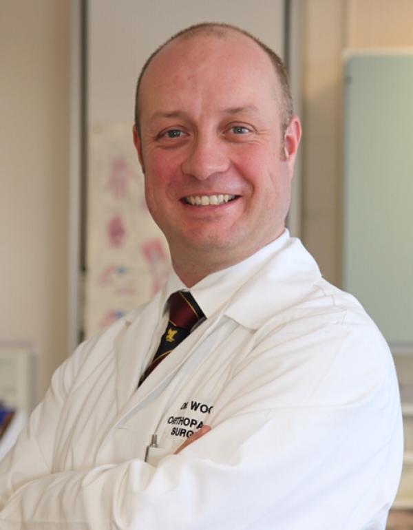Dr.  Gavin Wood