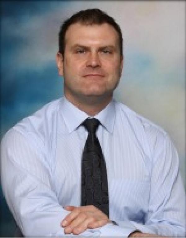 Dr.  Ryan Bicknell