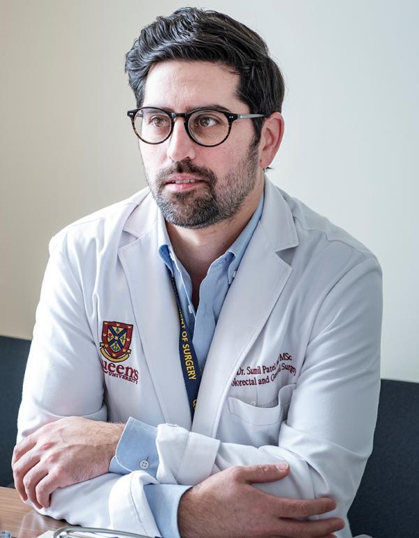 Dr.  Sunil Patel
